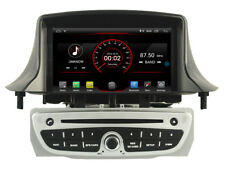 """Car Dvd Gps Radio Player for Renault Megane 3 Fluence 2008-2015 7"""" Android 9.0"""