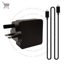 65 W USB-C Adaptateur Chargeur Compatible Lenovo 01FR028 avec UK Plug UKES