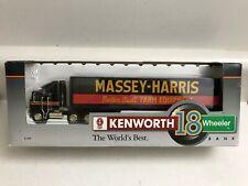Kenworth Massey-Harris Semi 1/64 scale #30082