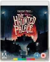 The Haunted Palace Blu-Ray (2015) Vincent Price, Corman (DIR) cert tc ***NEW***