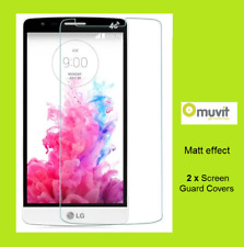 4 x Clear Screen Protector Guard Film Cover LG OPTIMUS L3 II 2 E430 Muvit Mobile