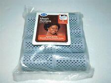 New Package Of 8 Goody Mosaic Mesh Rollers Hair Curlers