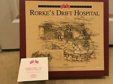 Rorke's Drift Hospital Set and 30 Additional Britains Soldiers
