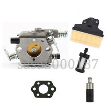 Carburetor Kit For Stihl MS210 MS230 MS250 021 023 025 Chainsaw Air Filter Carb