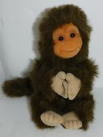 Monkey Plush Toy Hosung 1994 Vintage Ape