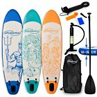 Physionics® Stand Up Paddle Board Aufblasbares SUP Board mit Paddel und Pumpe - Best Reviews Guide