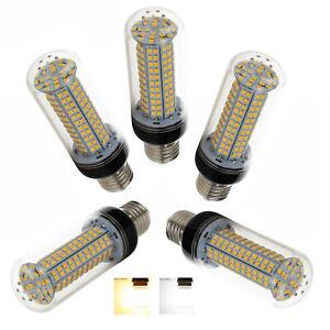 1X 10X LED Corn Bulb 32W E26 E27 E14 B22 2835 SMD Light Lamp 100W Equivalent RK