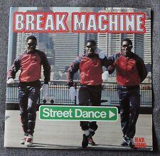 Break Machine, street dance, SP - 45 tours