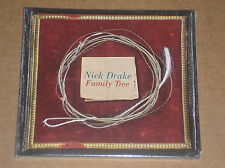NICK DRAKE  - FAMILY TREE - CD SIGILLATO (SEALED)