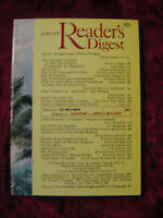 Readers Digest October 1978 Fulton Oursler Winston Churchill James A. Michener