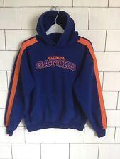 Rétro Vintage Pro Sports USA Florida Gators Sweatshirt Pull à Capuche UK 14 #92