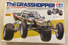 Tamiya Grasshopper 1/10 Scale 2WD RC Off-Road Kit58346 with speed controller