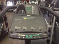 Precor EFX546 V3 Soft Touch Cordless Elliptical Cross Trainer Gym Equipment