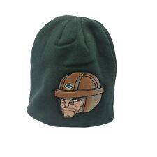 Green Bay Packers Official NFL Kids Youth Boys (8-20) OSFM Winter Beanie New