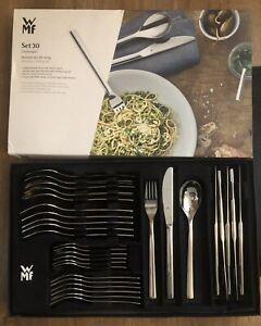 WMF Cromargan Palermo 30 Piece Cutlery Set Brand New In Box