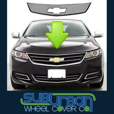 2014-2020 Chevrolet Impala # GI/460BLK GLOSS BLACK Plastic Tape On Grille Insert