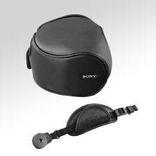 Sony LCJ-HJ Original-Leder-Fototasche für DSC-HX200