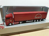 MAN TGX   MAN TRUCK CENTER Hannover -  30853  Langenhagen -MAN WERBEMODELL