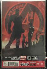 New Avengers #1 Comic - 1st Print Direct/Digital Edition VF/NM
