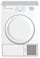 Brand New Beko DTGC8000W Free Standing 8kg Condenser Tumble Dryer - White.