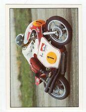 figurina SUPER MOTO PANINI NUMERO 1
