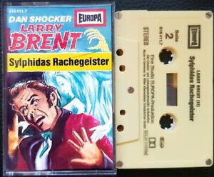 Larry Brent 11, Sylphidas Rachegeister, alte Auflage, Europa