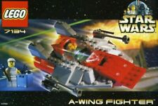 LEGO Star Wars Return of the Jedi A-Wing Fighter Set #7134