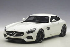 AUTOART MERCEDES BENZ AMG GT-S DESIGNO DIAMOND WHITE 1:18 *New Item!
