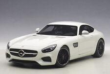 AUTOART MERCEDES BENZ AMG GT-S DESIGNO DIAMOND WHITE 1:18 *New Item!