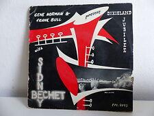 GENE NORMAN & FRANK BULL SIDNEY BECHET Saint Louis blues EPL 7073