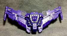 Toyworld constructor Custom Chest Plate - Painted Battle Damaged Purple Metallic
