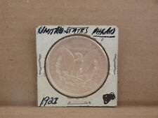 1921 United States Morgan Silver Dollar Coin (90% silver)