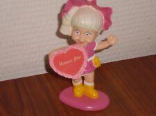"""Petite poupee figurine baby face galoob """"Gourmande"""" de 12 cm"""