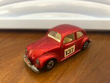 Matchbox Superfast No 15 Volkswagen 1500 Saloon Montecarlo