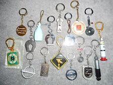 lot de 17 Porte clefs1965 promefer éclair fulmen fenwick FAG  sonneclair etc ...