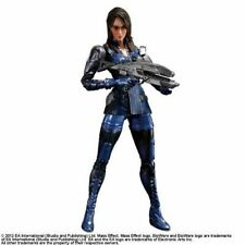 Square Enix Mass Effect 3 Play Kunst Kai Ashley Williams Figur Neu von Japan