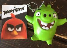 New Limited Kurt S. Adler Christmas Tree Ornament Angry Birds Pig Green