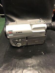 Canon V400 Flexizone CAMCORDER 8MM