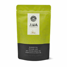 NEW Osulloc Jeju Orchid Green Tea Premium Blended Grade A 20Bags For Gift