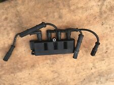 Fiat 500 Coil Pack And Leads Also Fits Ford Ka 09-Onwards