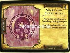 D&D Fortune Cards - 1x Share and Share Alike  #048