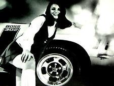 1970 FORD MUSTANG BOSS 302 ORIGINAL AD -v8 engine/429/351/Mach 1/GT/part/spoiler