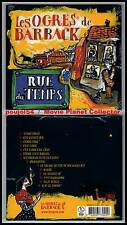 "LES OGRES DE BARBACK ""Rue Du Temps"" (CD Digipack) 1997-2002 NEUF"