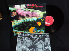 G.B.O.A. STEWED TO THE GILL 1989 VILNYL LP EXCELLENT! GREAT MUSIC! HARD FIND!