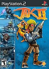 Jak II PS2 Playstation 2 Comp w/Manual FREE SHIPPING Greatest Hits