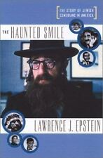 The Haunted Smile: The Story of Jewish Comedians in America-ExLibrary