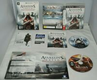 Playstation3 PS3 ASSASSIN'S CREED BROTHERHOOD Limited Edition Japan Import