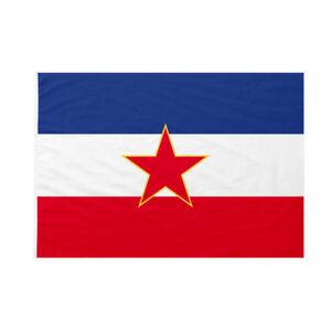 Bandiera da bastone Jugoslavia 70x105cm