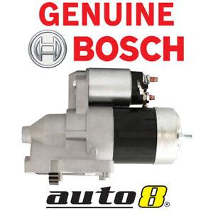 Genuine Bosch Starter Motor for Mazda Tribute DX SDX 3.0L Petrol V6 2001 - 2004