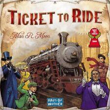 Spiel des Jahres Ticket To Ride Board & Traditional Games